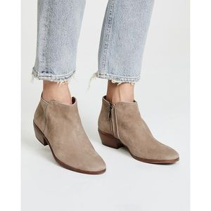 "Sam Edelman ""petty"" suede chelsea booties"